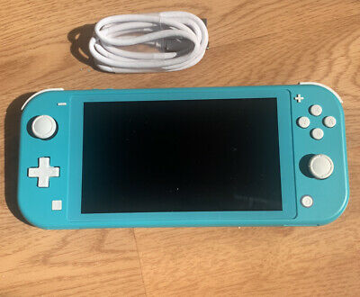 AU219.95 • Buy Nintendo Switch Lite 32GB Handheld Console - Turquoise