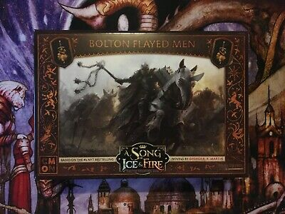 A Song Of Ice And Fire Bolton Cutthroats Board Game Expansion, New, Unused • 27.99£