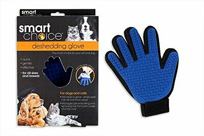 Deshedding Glove For All Sizes & Breeds Of Cats & Dogs (Quick,Gentle,Effective) • 4.99£