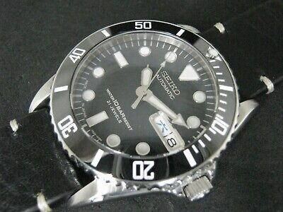 $ CDN385.46 • Buy SEIKO SKX023 Mod Submariner NH36 Sapphire Ceramic Water Proof  Jr / Medium Size