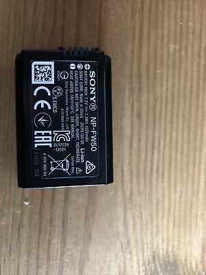 Genuine Sony NP-FW50 Original Battery Alpha NEX-3 NEX-5 NEX-7 A55 A5000 A6000 • 4.90£