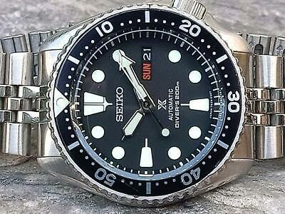 $ CDN673.74 • Buy Seiko Prospex SKX007 Divers Custom 7S26-0020 Automatic Mens Watch Auth Works