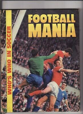 Football Mania - Who's Who In Soccer • 9.50£