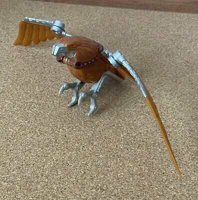 $9.99 • Buy 2003 Mattel Masters Of The Universe 200x He-man Eagle Fight-pak Loose Complete
