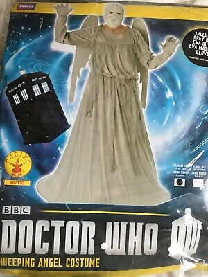 Dr Who Weeping Angel Fancy Dress Costume • 10£