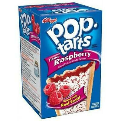 Pop Tarts Frosted Raspberry • 4£
