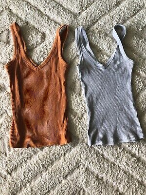 AU5 • Buy Womens Clothing Two Tops One Price Only Selling Because My Size Has Changed
