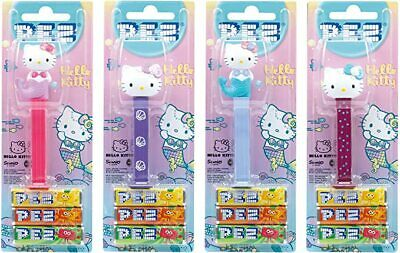 Hello Kitty Pez Dispenser Character Retro Sweets Collectable With 2 Refills • 5.99£