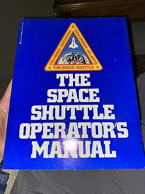The Space Shuttle Operator's Manual Booklet 1982 - 808 • 10.73£