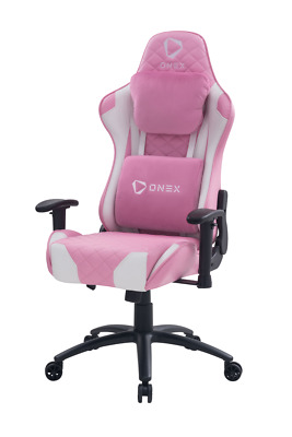 AU249 • Buy ONEX GX330 Ergonomic Office Gaming Chair Large Comfort Velvet Headrest Backrest