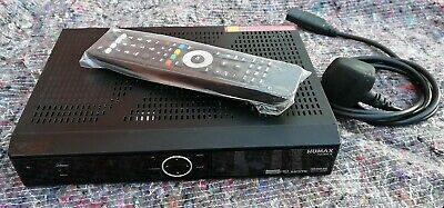 Humax HD-Fox T2 Freeview Receiver With New Remote Excellent Item FREE POSTAGE  • 41.99£