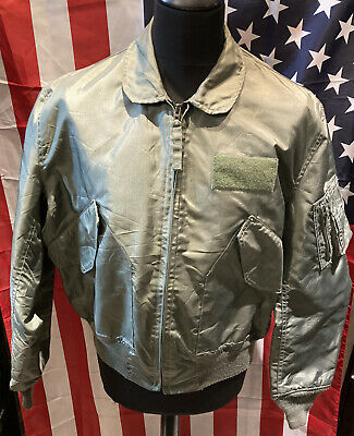 $ CDN178.90 • Buy Mens US Air Force Issue Lightweight CWU-36P Summer Flyers FR Bomber Jacket