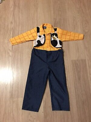£5 • Buy Brilliant, Cute Age 3-4 Toy Story / Woody Outfit