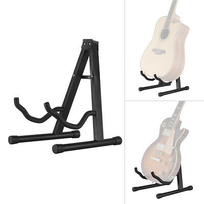 $ CDN40.57 • Buy Universal A-Frame Guitar Stand Foldable String Instrument Bracket For A5E7