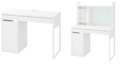 IKEA Micke Computer Desk Drawer Home Office 105x50cm • 129.99£