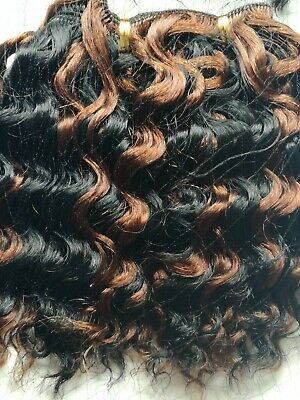 £6 • Buy Xpression Hair Extensions Synthetic Weave, Style: Diva, Colour: 1/340 (2pcs)