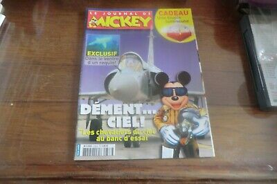 £2.56 • Buy  Le Journal De Mickey 2786 POSTER THIERRY HENRY