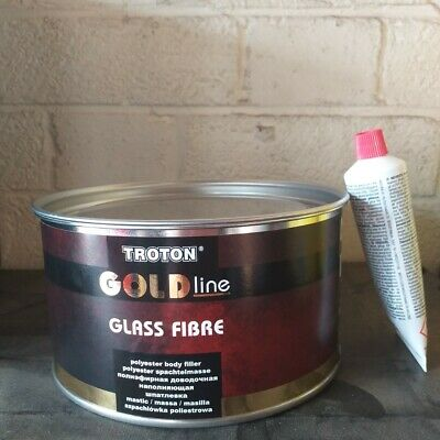 Troton Goldline Bridging Filler  2lt Fibreglass Filler Not P40 Easy Sand • 25.99£