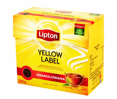 £9.99 • Buy Lipton Yellow Label Loose Tea   2 X 100g Supplied Free UK Delivery