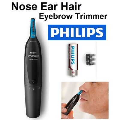 AU44.50 • Buy PHILIPS Nose Ear Eyebrow Hair Trimmer Mens Shaver Clipper Cordless Grooming Kit