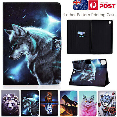 AU26.99 • Buy For IPad Air4 10.4 8th 7th 10.2 6/5th Air3 Pro 11 Case Leather Stand Flip Cover