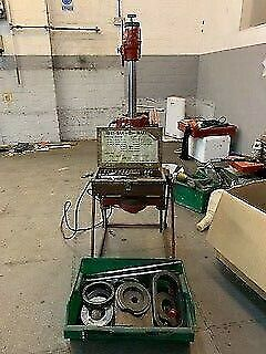 SPS MINI BAR Re - Boring Machine Complete With STAND & TOOLS Metric • 2,000£