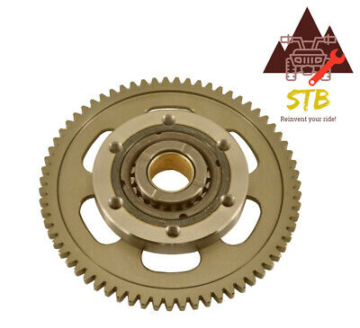 $138.92 • Buy One Way Bearing Starter Clutch Gear Free Wheel For Yamaha Grizzly 660 2002