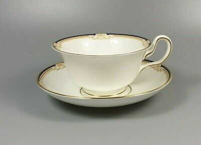 £19.99 • Buy Wedgwood Cavendish R4680 Tea Cup And Saucer (peony Shape) (perfect)