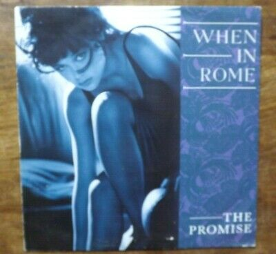 The Promise - When In Rome - 12  Single • 18£