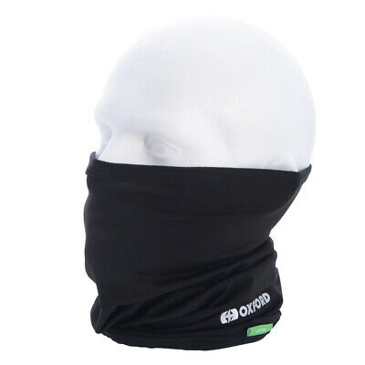 Oxford Cotton Stretch Face Mask Motorcycle Neck Tube Warmer Scarf One Size CA100 • 7.49£