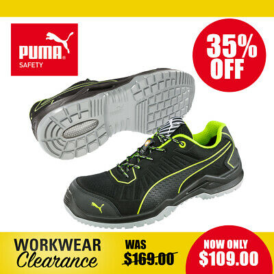 AU109 • Buy Puma Safety Work Boots 644210 Fuse TC NEW With Tags
