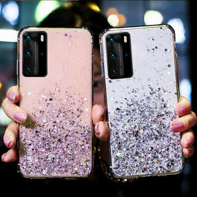 AU9.98 • Buy For Samsung Galaxy S20FE S20 Ultra S10 Shockproof Bling Glitter Soft Case Cover