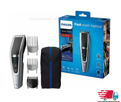 AU106.54 • Buy Philips Hair Clipper Series 5000*hc5630/15-washable Hair Clipper-trimmer Silver