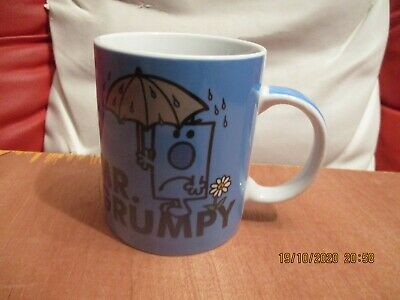 Mug  Mr Grumpy With Umbrella • 4.99£