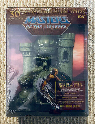 $299.95 • Buy He-Man Masters Of The Universe: 30th Anniversary Collection Skeletor NEW SEALED