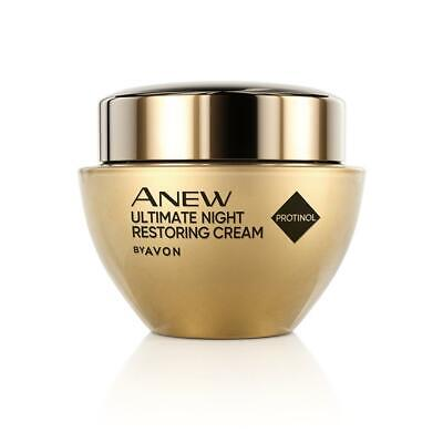 AVON - Anew Ultimate - 50+ Suitable - Restoring Night Cream With Lifting Effect  • 9.99£