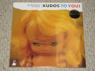 £112.75 • Buy Presidents Of The United States Of America KUDOS TO YOU   180gr  SEALED LP