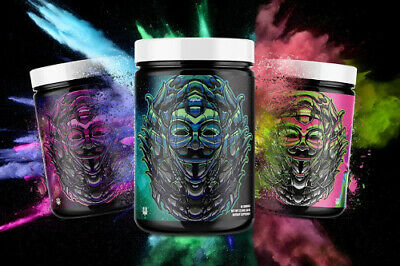 AU56.56 • Buy INSPIRED NUTRACEUTICALS DVST8 OF THE UNION (40 SERVINGS) Worldwide Preworkout