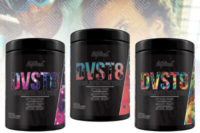 AU52.42 • Buy INSPIRED NUTRACEUTICALS DVST8 WORLDWIDE (25 SERVINGS) Of The Union Preworkout