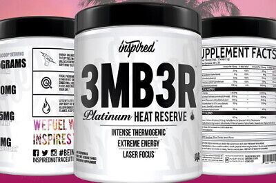 AU56.56 • Buy INSPIRED NUTRACEUTICALS EMBER (40 SVGS) Dvst8 3mber Fat Burn Cut Weight Loss