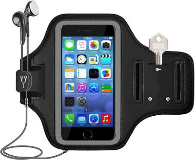 AU20.89 • Buy Water Resistant Cell Phone Armband Case For IPhone 12 Pro 11 Xs Max X XR 8 7 6s