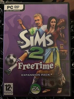 £16.10 • Buy Sims 2, Freetime PC DVD Computer Video Game UK Release Mint Condition