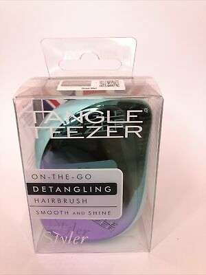 Tangle Teezer Compact Styler Petrol Blue Ombre • 13.99£