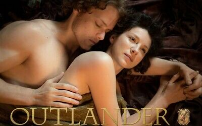 AU99 • Buy Outlander: Seasons 1-5 Collection BLU-RAY NEW Region B + Official Outlander Book