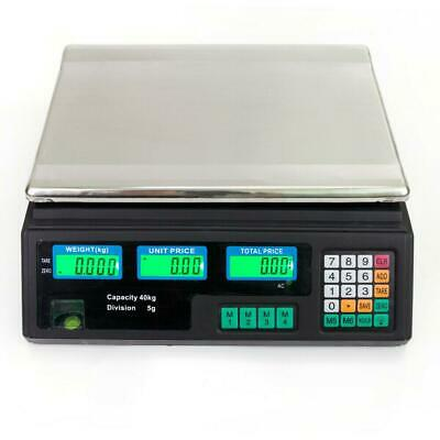 Platform Commercial Weighing Scale Digital Electronic Price Sweet Shop Retail UK • 24.98£