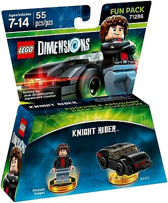 AU35 • Buy LEGO Dimensions 71286 Knight Rider Fun Pack - New (Free Shipping)