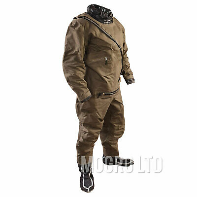 Genuine British Army RAF Royal Marines Survival Immersion Suit  O.D. Green MK1 • 59.95£