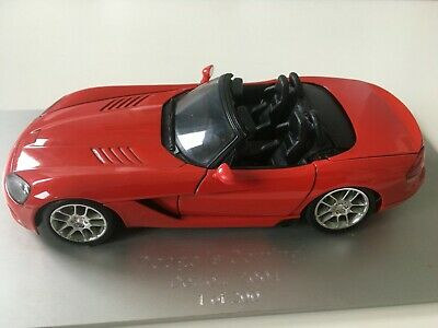 $81.75 • Buy Dodge Viper SRT10 2004 - Detroit Limited Edition 1:18 Collectors Model