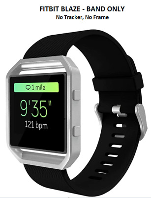 $ CDN9.66 • Buy Fitbit Blaze Replacement Band With Metal Buckle, Small,  [No Frame, No Tracker]
