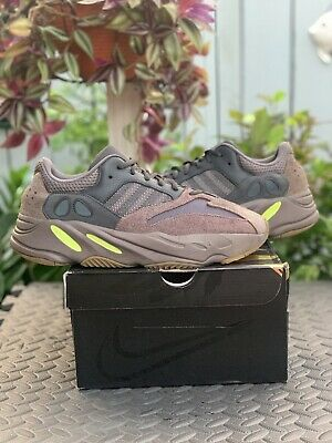 $ CDN421.03 • Buy Adidas Yeezy Boost 700 Wave Runner 'Muave' 2018 Men's Sz 11 (EE9614) VNDS